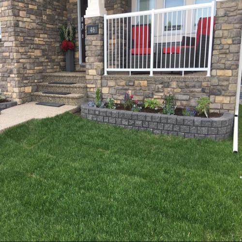 Rocky View Yards Landscaping