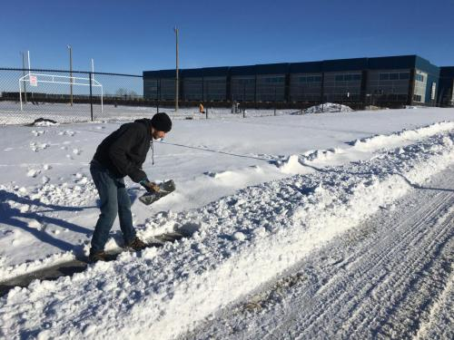 Full service snow removal