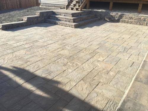 River Rock Paver